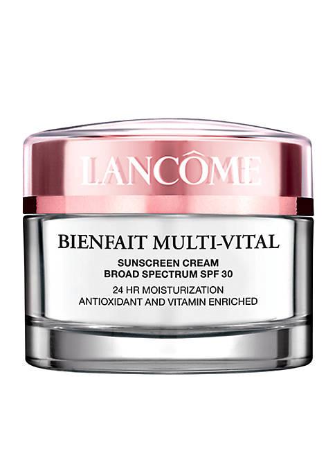 Lancôme Bienfait Mult-Vital SPF 30 Cream