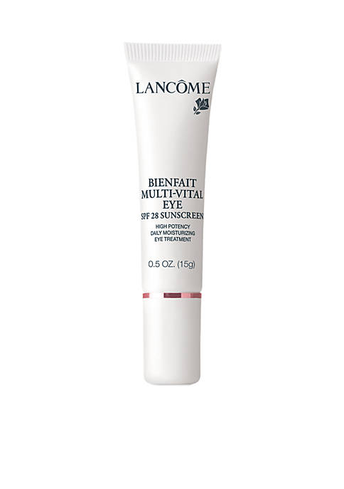 Lancôme Bienfait Multi-vital Eye SPF 28 Sunscreen High