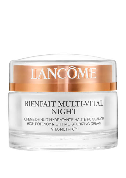 Bienfait Multi-Vital Night Moisturizer Cream