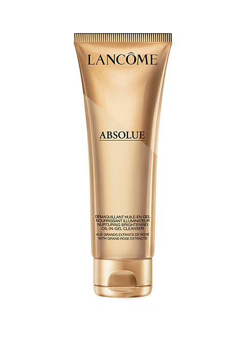 Lancôme Absolue Nurturing & Brightening Oil-In-Gel Cleanser