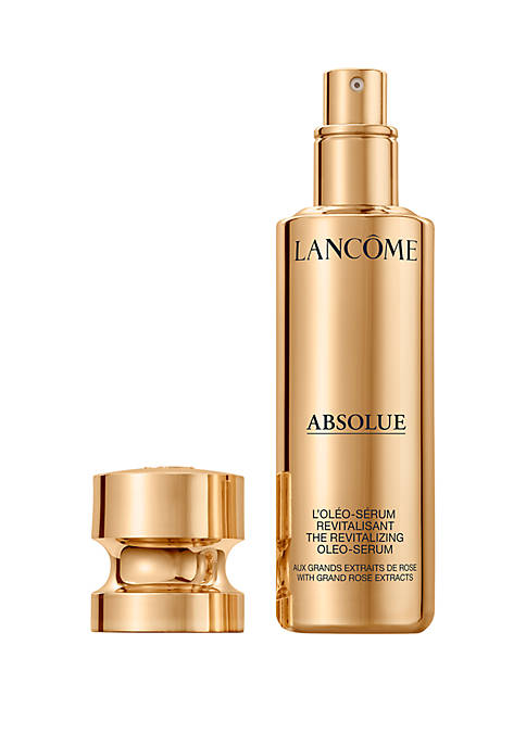 Lancôme ABSOLUE REVITALIZING OLÉO-SERUM with Grand Rose