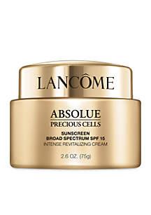 Absolue Precious Cells Intense Revitalizing Cream SPF 15