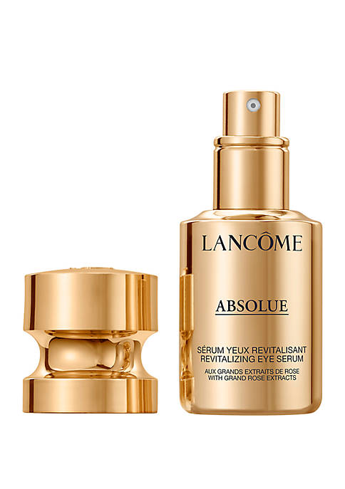 Lancôme Absolue Revitalizing Eye Serum with Grand Rose