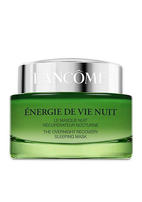 Lancôme Énergie de Vie Overnight Recovery Sleeping Mask