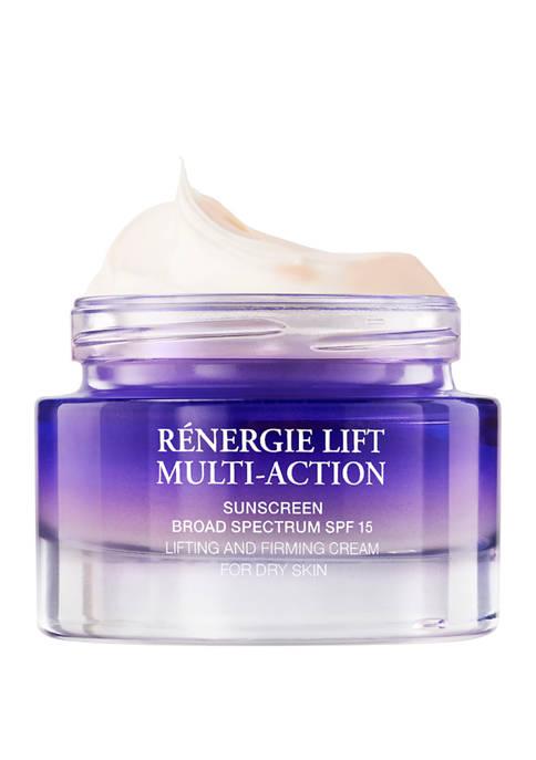 Lancôme Rénergie Lift Multi Action Moisturizer Cream SPF