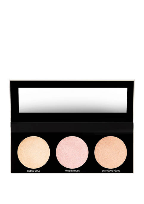 Dual Finish Highlighter Palette - $50 Value
