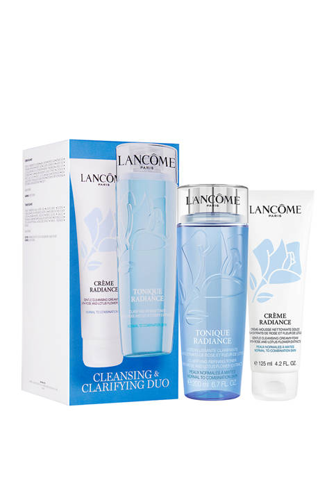 RADIANCE Cleansing & Clarifying Duo - A $54.00 Value