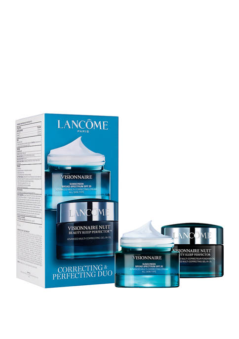 VISIONNAIRE Correcting & Protecting Duo - A $181.00 Value