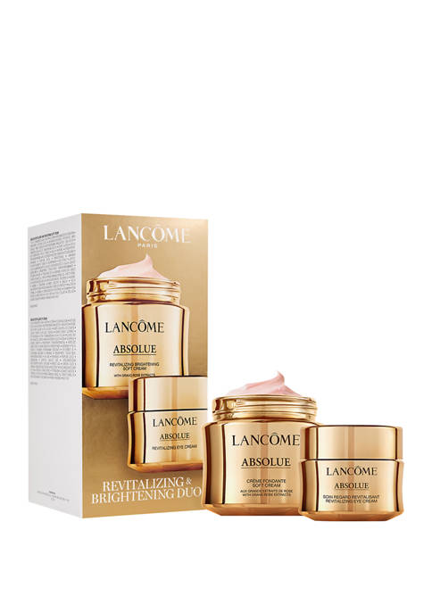 ABSOLUE Revitalizing & Brightening Duo - A $333.00 Value