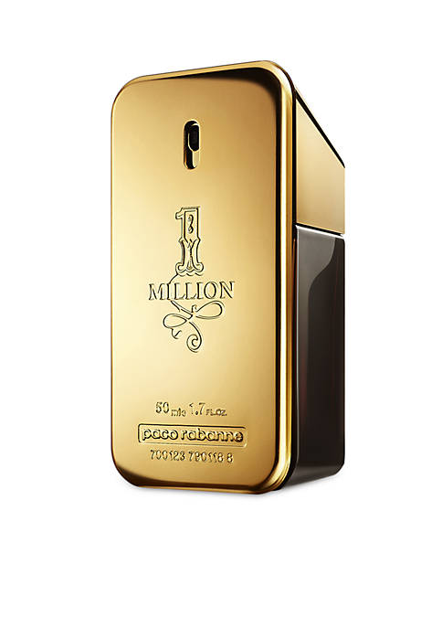 Paco Rabanne 1 Million Eau de Toilette, 1.7