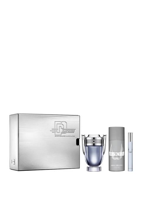 Invictus 3 Piece Fragrance Set
