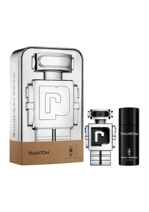 Paco Rabanne Phantom Eau de Toilette 2 Piece