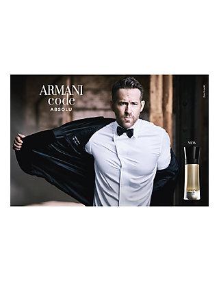 8b9e07a12a Giorgio Armani Armani Code Eau de Toilette, 3.7 oz.   belk