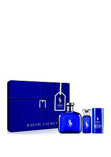 Polo Blue Eau de Toilette 3-Piece Set
