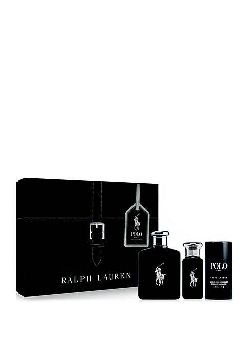 Ralph Lauren Polo Black 3-Piece Set