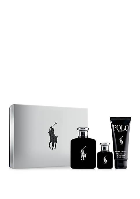 Ralph Lauren Polo Black Eau de Toilette Set