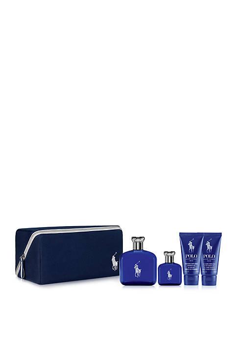 Ralph Lauren Polo Blue Travel Kit