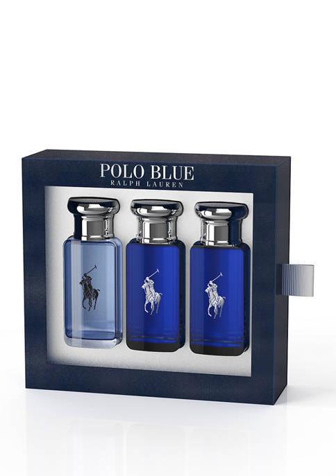 Ralph Lauren Polo Blue Holiday Trio Set