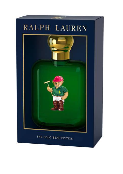 Ralph Lauren Polo Green Bear Holiday Edition