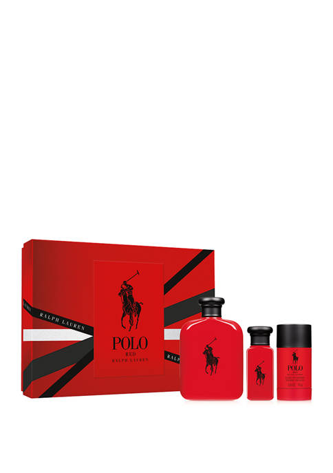 Polo Red Gift Set - $149 Value