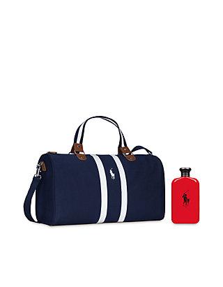 Ralph Lauren Polo Red Duffle Bag Belk