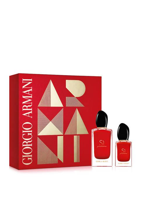 Giorgio Armani Si Passione Eau de Parfum Gift