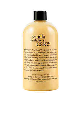 Philosophy Vanilla Birthday Cake Shower Gel