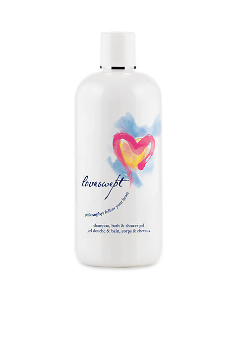 loveswept shampoo, bath & shower gel
