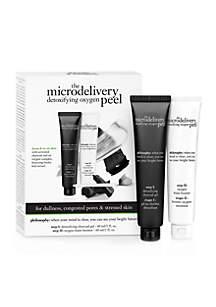 microdelivery detoxifying oxygen peel