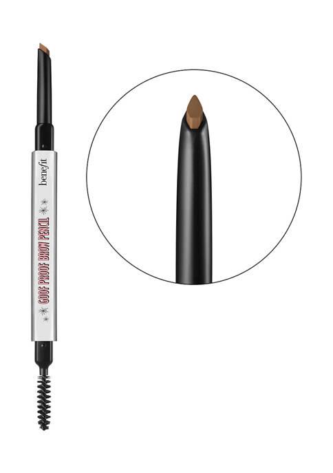 Benefit Cosmetics Goof Proof Brow Pencil Easy Shape