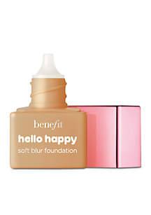 Benefit Cosmetics Hello Happy Soft Blur Foundation - Mini