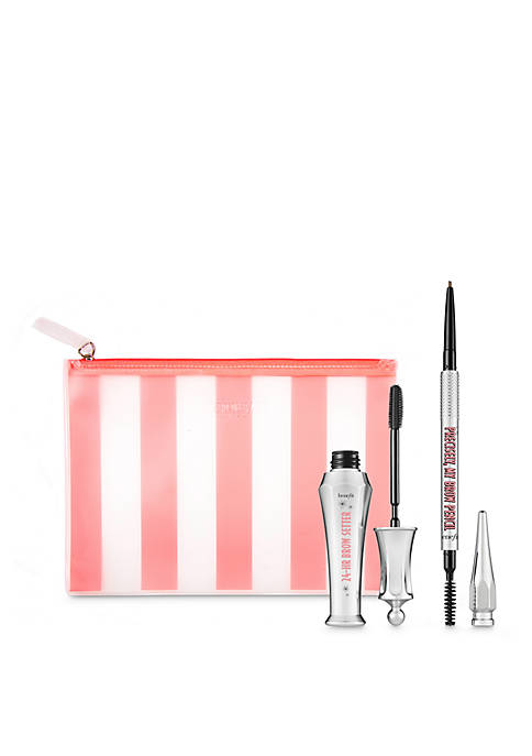 Brows Come NATURALLY! Full-Sized Eyebrow Set - $48 Value!