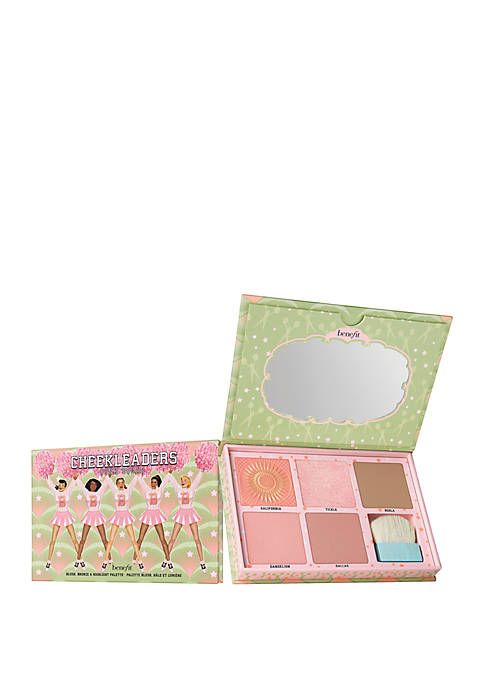Benefit Cosmetics CHEEKLEADERS Limited-Edition Cheek Palette