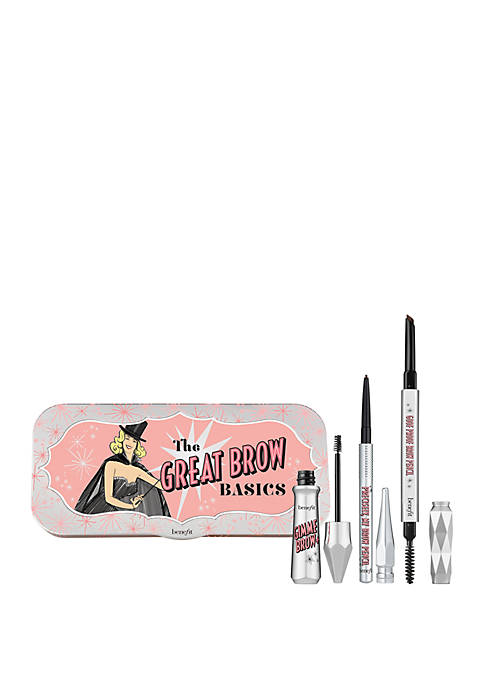 The Great Brow Basics Pencil & Gel Set - $60 Value!