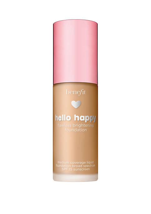 Hello Happy Flawless Brightening Foundation