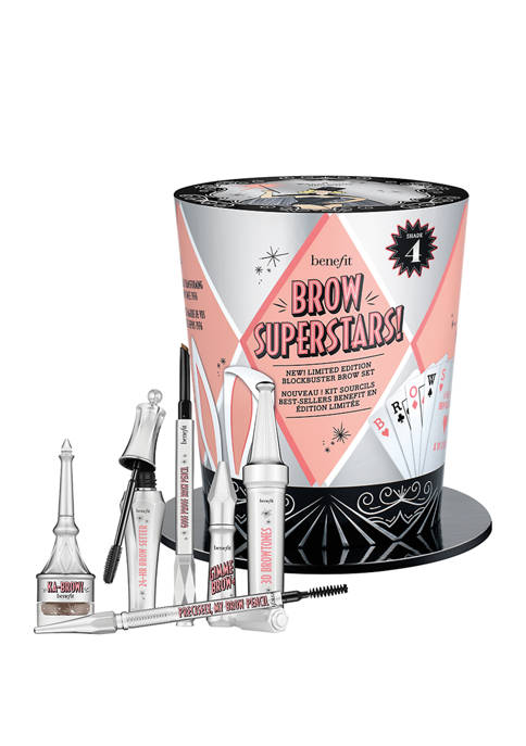 Benefit Cosmetics BROW Superstars! Eyebrow Set