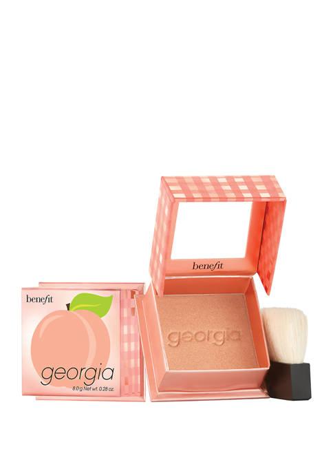 Benefit Cosmetics Georgia Blush