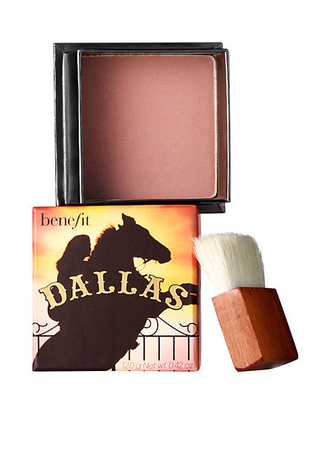 Benefit Cosmetics Dallas Box o Powder Blush