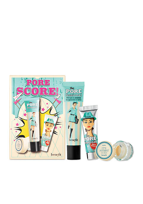 Benefit Cosmetics PORE SCORE! complexion set for pores