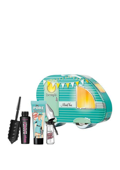 Benefit Cosmetics Minis Van Value Set