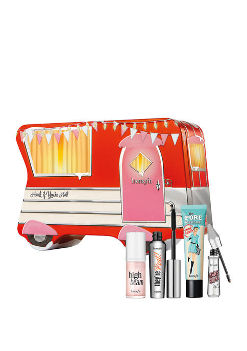 Honk If You're HOT! Face Set