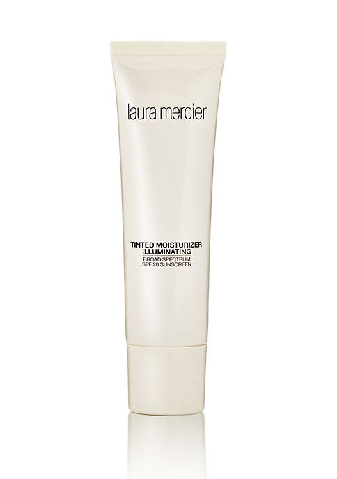 Tinted Moisturizer -Illuminating Broad Spectrum SPF 20 Sunscreen