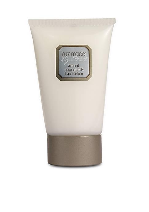 Almond Coconut Milk Hand Crème