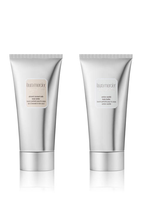 Laura Mercier Body Butter Duo