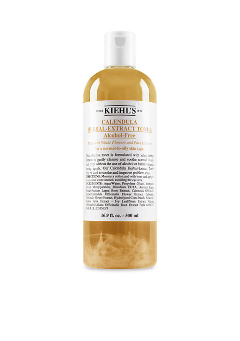 Kiehl's Since 1851 Calendula Herbal Extract Alcohol-Free Toner,