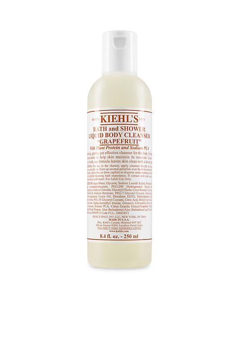 Bath and Shower Liquid Body Cleanser, Grapefruit, 8.4 fl. oz.