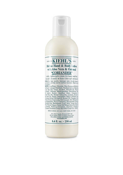 Kiehl's Since 1851 Hand & Body Lotion With