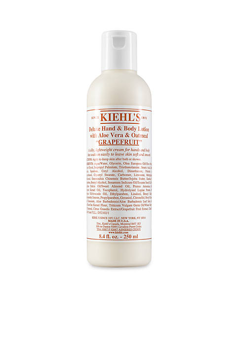 Kiehl's Since 1851 Deluxe Hand & Body Lotion