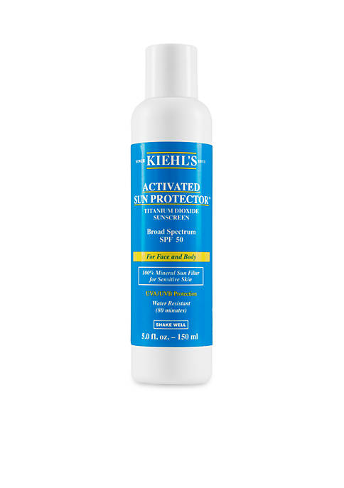Kiehl's Since 1851 Activated Sun Protector 100% Mineral