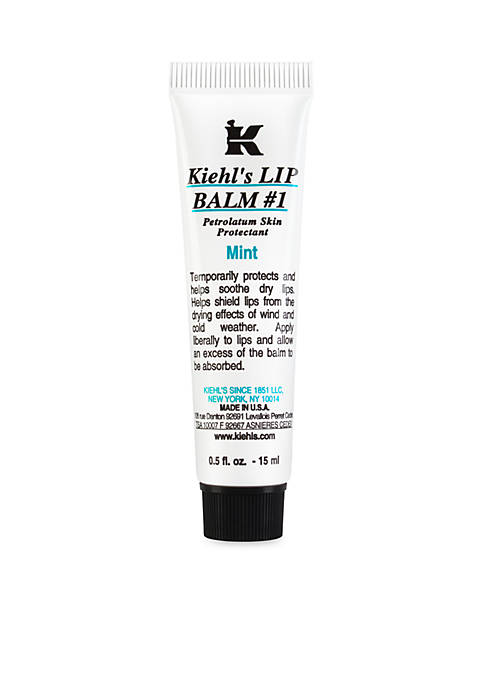 Kiehl's Since 1851 Mint Scented Lip Balm #1